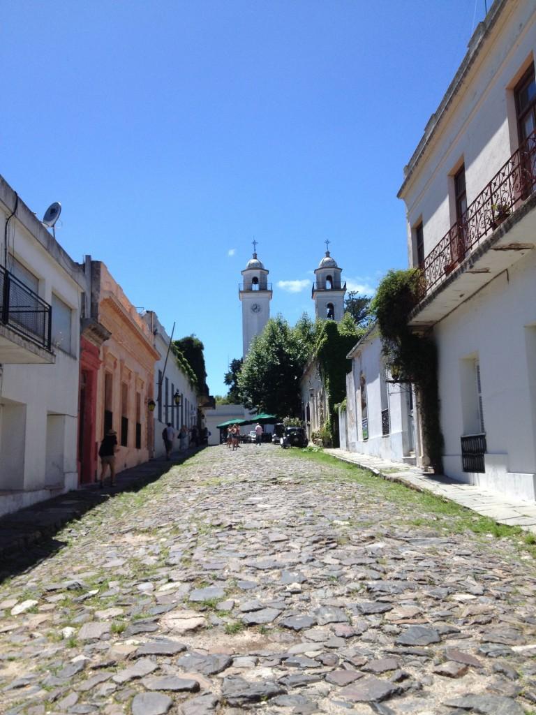 Colonia, l'Uruguay
